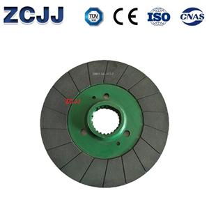 Brake Disc Trolley Hoist Slewing For Tower Crane