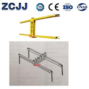 Spider For Telescoping System For Tower Crane