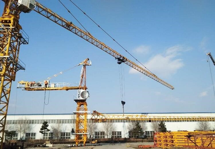 ZCJJ Tower Crane Factory