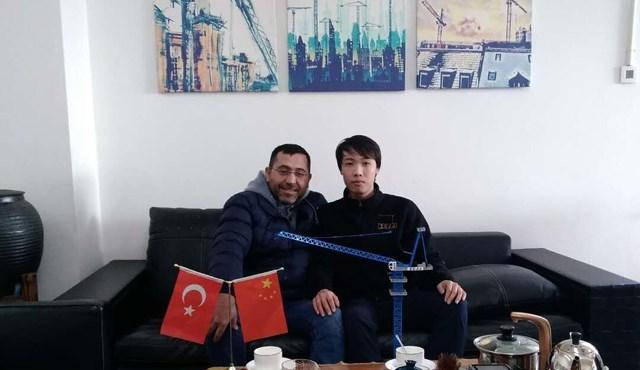 Menara Crane ZCJJ Turki