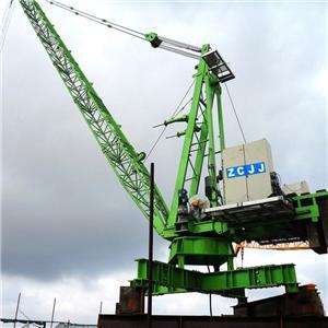 Grúa derrick 16 ton