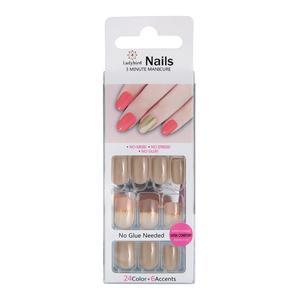 Drücken Sie auf Stiletto Jewel Design Nails S943