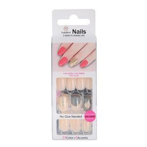 Vinger Toepassing en ABS Materiaal valse nagel TIPS