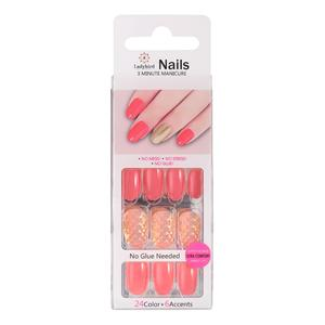 Salon Stiletto Nageltips S068
