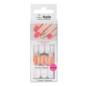 Salon Acryl Naakt French Nails, Cashmere Nude S072