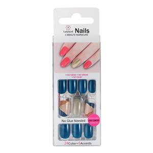 Mandelsalon Acryl French Nails S908