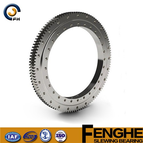 heat treatment slewing gear bearing