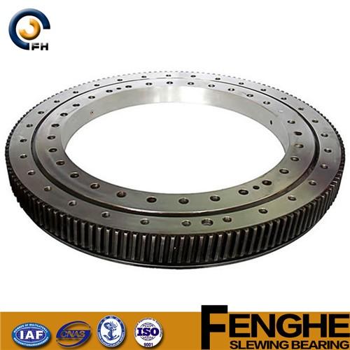 internal gear swing ring bearing