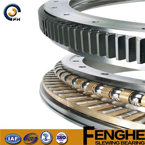 excavator swing ring bearing replacement
