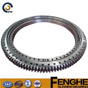 single row ball slewing bearing
