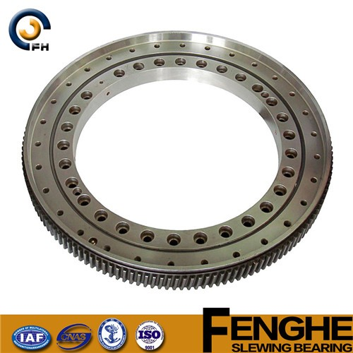 high precision slewing gear bearing