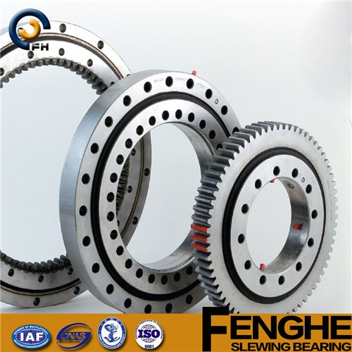 cross roller slewing bearing with gear