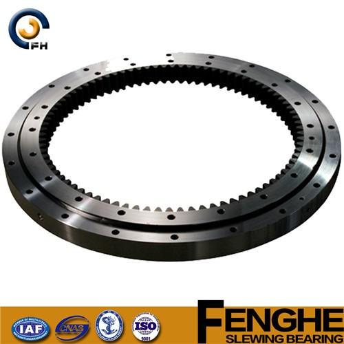 high temperature slewing gear bearings