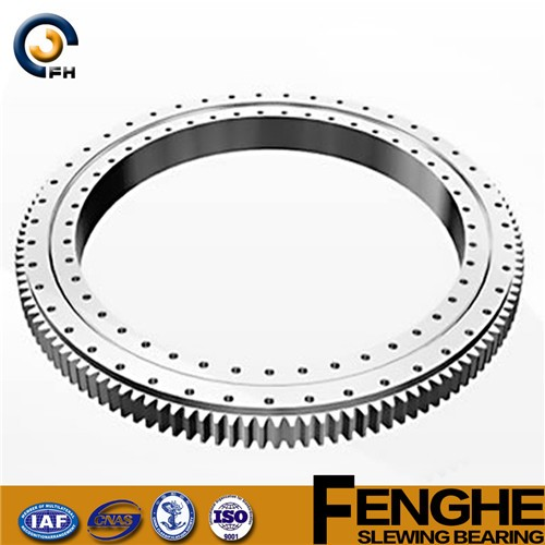 excavator parts swing ring bearing