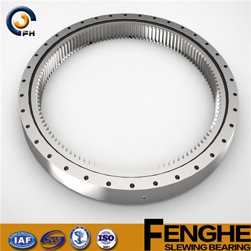 light weight slewing gear bearing