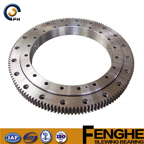 heavy load turntable ring bearing