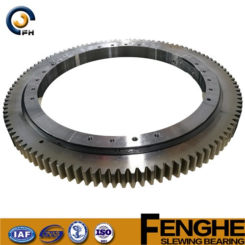 hitachi excavator swing ring bearing