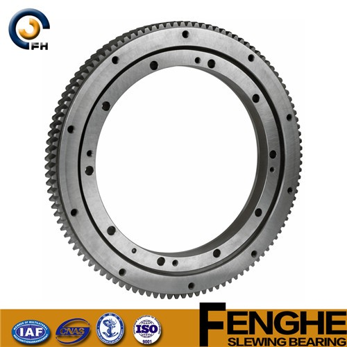 swing ring bearing with gear