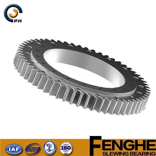 external gear double row ball slewing ring