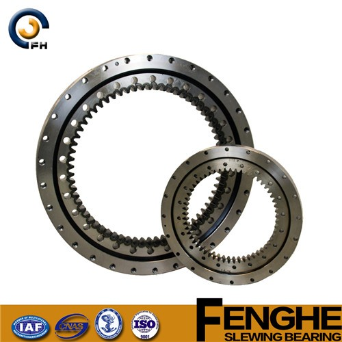 cross roller excavator turntable bearing
