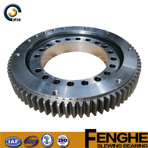 internal gear cross roller slewing bearing