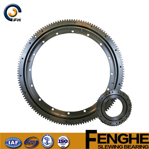 heave duty mechanical turntable bearing