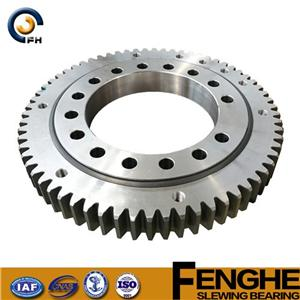 china manufacture three row roller slewing bearing