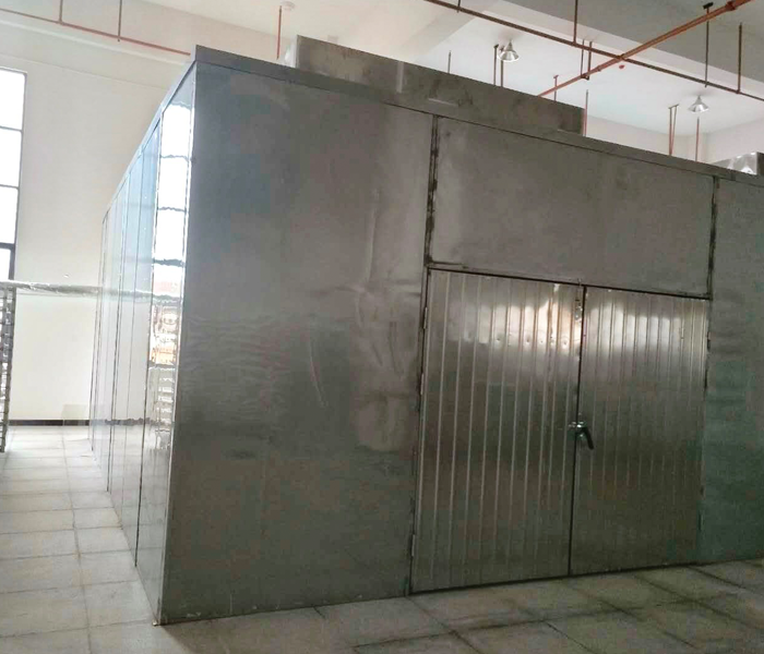 Stainless Steel Food Drying Kiln
