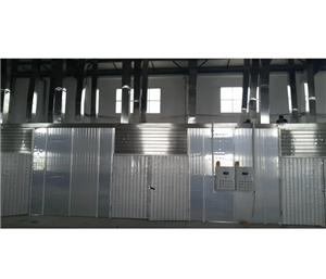 Estufa de secagem de alimentos de liga de alumínio