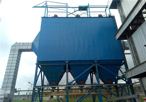 Elektrostatic Precipitator Dust Removal Equipment
