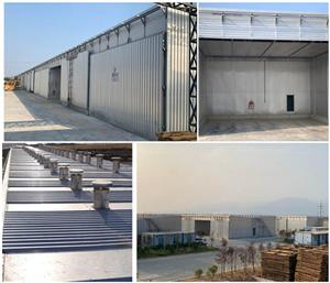 Intelligent Wood Drying Kiln