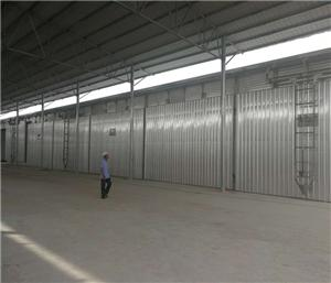 Heat Transfer Oil Drying Kiln