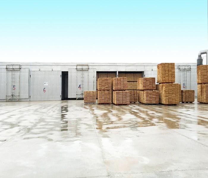 蒸汽木材干燥窑