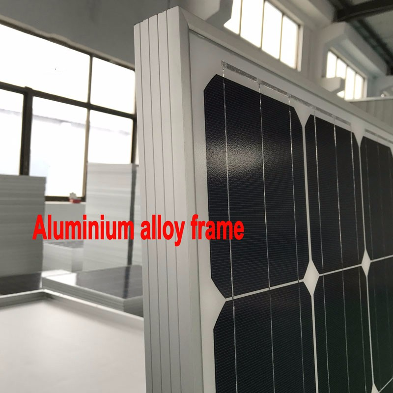Sales Single Solar Photovoltaic Panel 150W, Buy solar cells and panels Brands