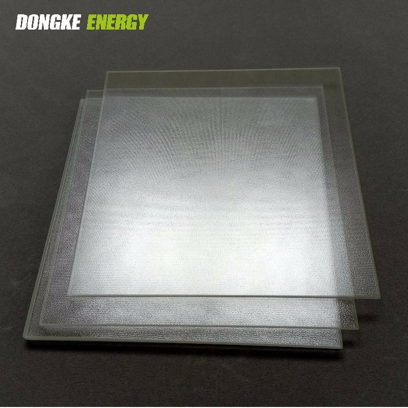Low Iron Solar Glass 3.2mm