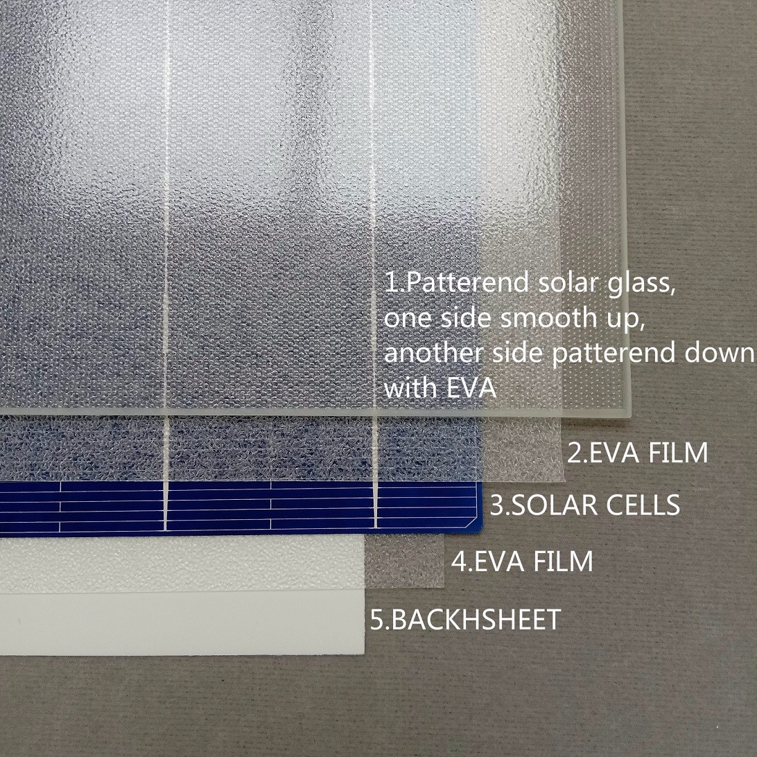 Prismatic Tempered Glass For Solar Panel, Supply solar cell glass, solar energy glass Price