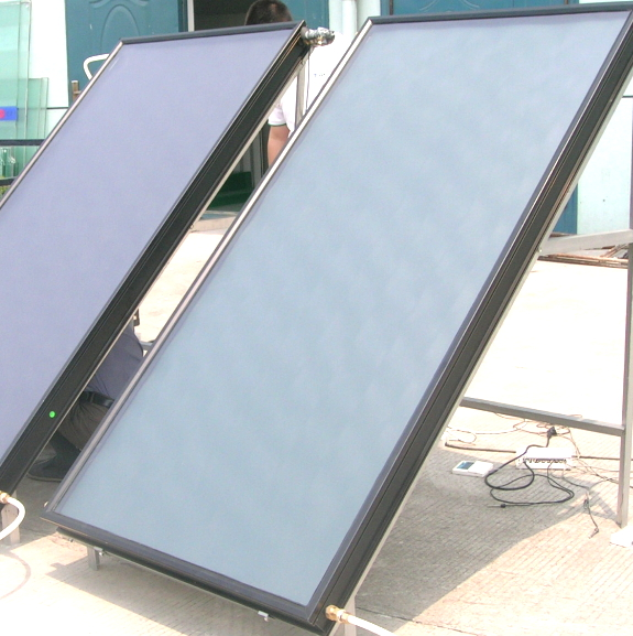 Solar glass for solar collector