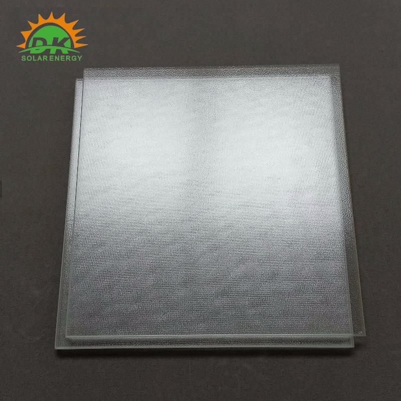 Solar Cell Temper Glass