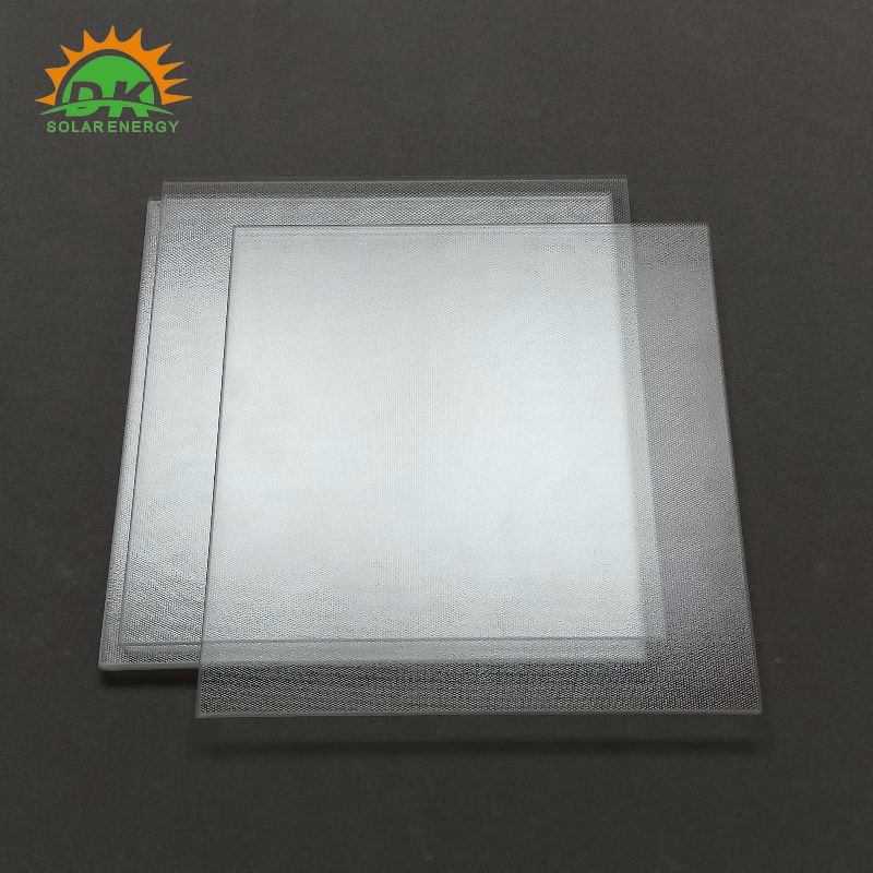 PV Tempered Glass