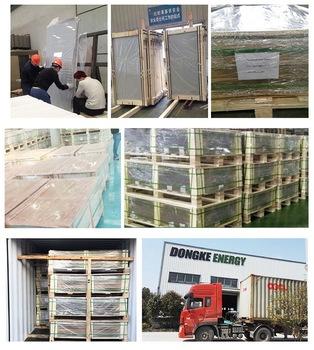 solar pv glass Factory