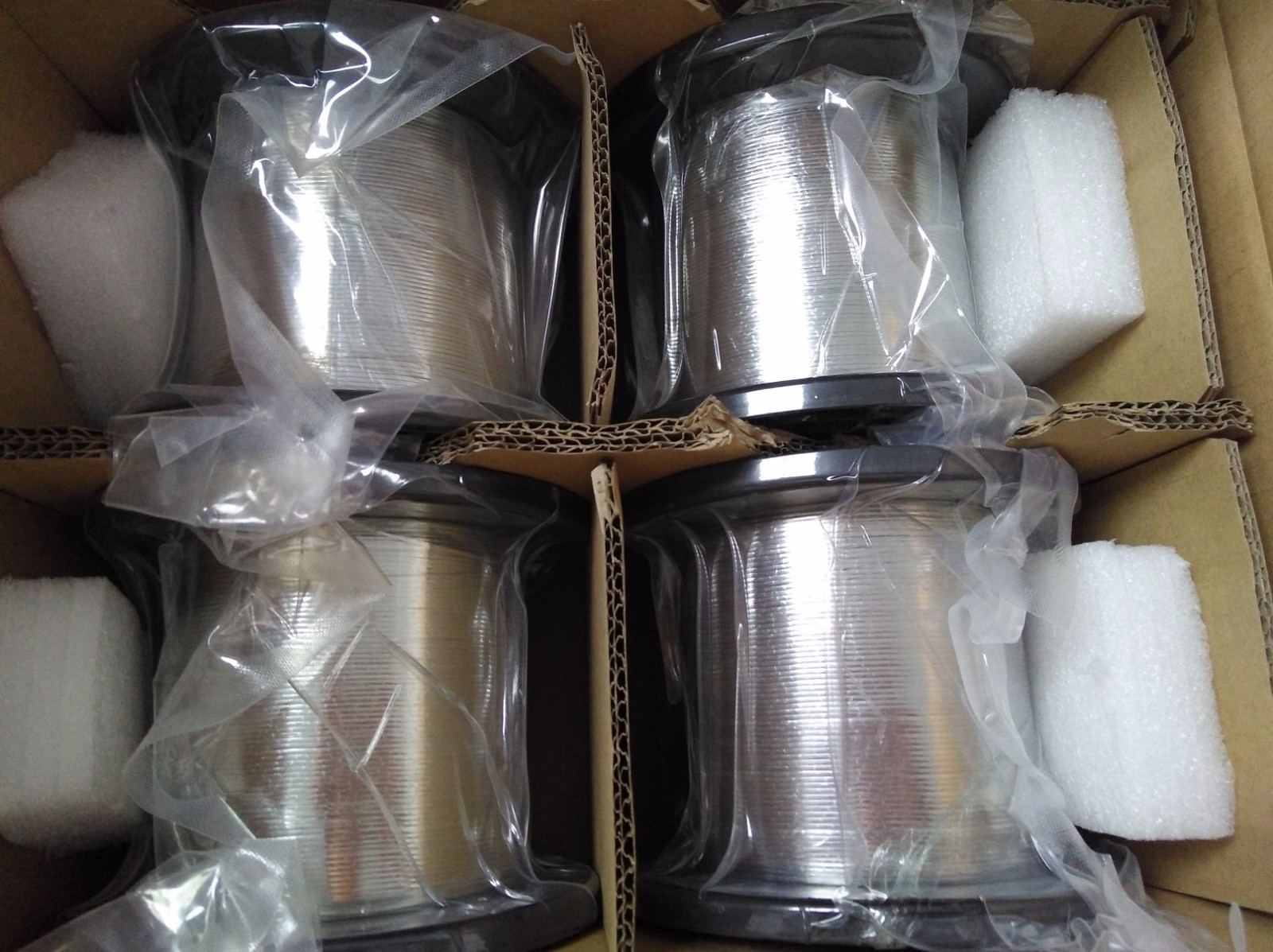 0.2*1.5mm Spooling Packing Tabbing Wire