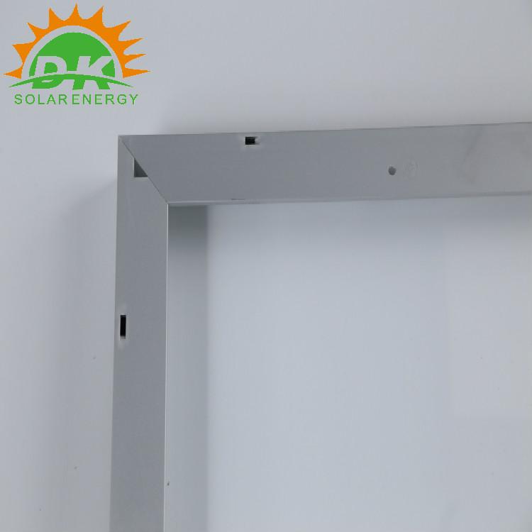 solar panel frame aluminum profile