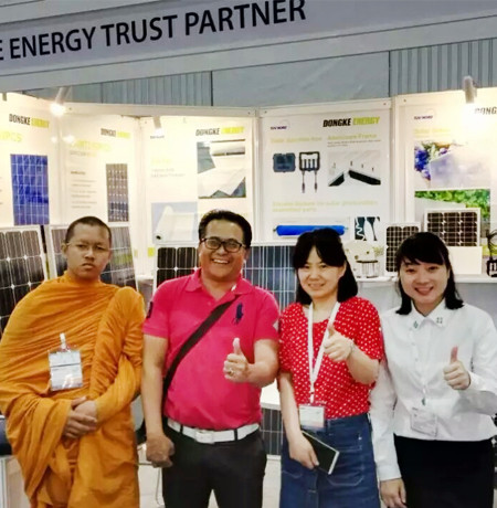 Bangkok solar fair in 2018