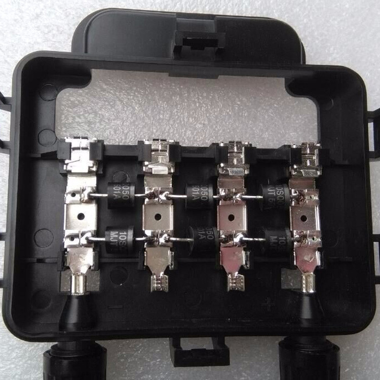 Solar Junction Box 6diodes