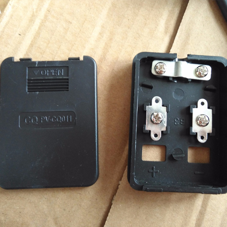 Small Solar Junction Box
