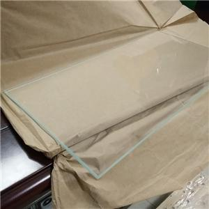Solar Float Glass For Water Heater