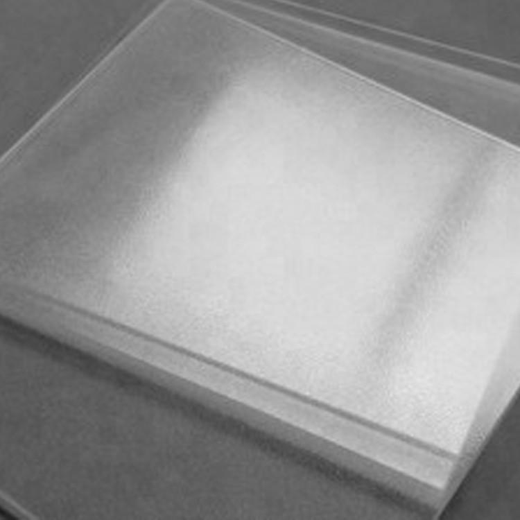 Panel Solar Vidrio de Temperamento Bajo en Hierro