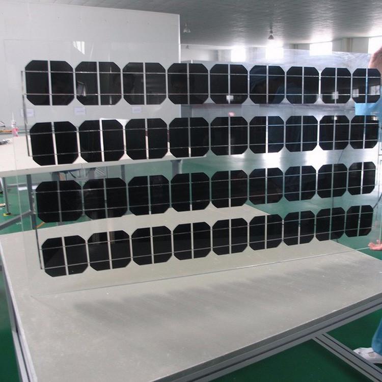 Módulo BIPV Glass
