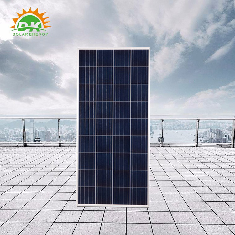 Poly module solaire 100w