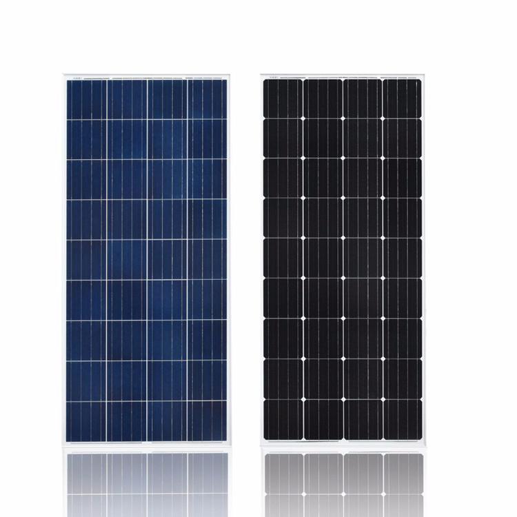 Single Solar Photovoltaic Panel 150W